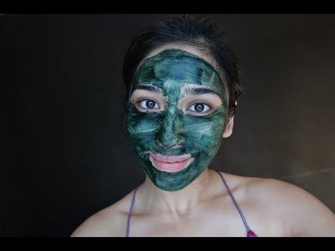 2 bulan hasil pemakaian Skinlight Masker Spirulina