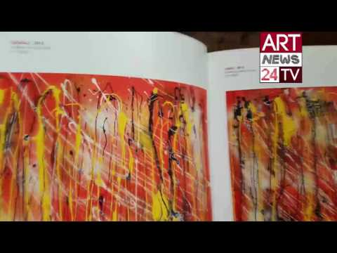 FAMOUS PAINTERS FROM ITALY: Gabriella Tolli