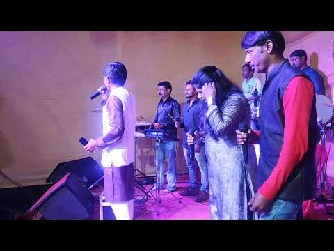 Tumko Paya Hun To Jaise Khoya Hu.... By Prof. Rahul Shinde..in Raas Dandiya At Nashik