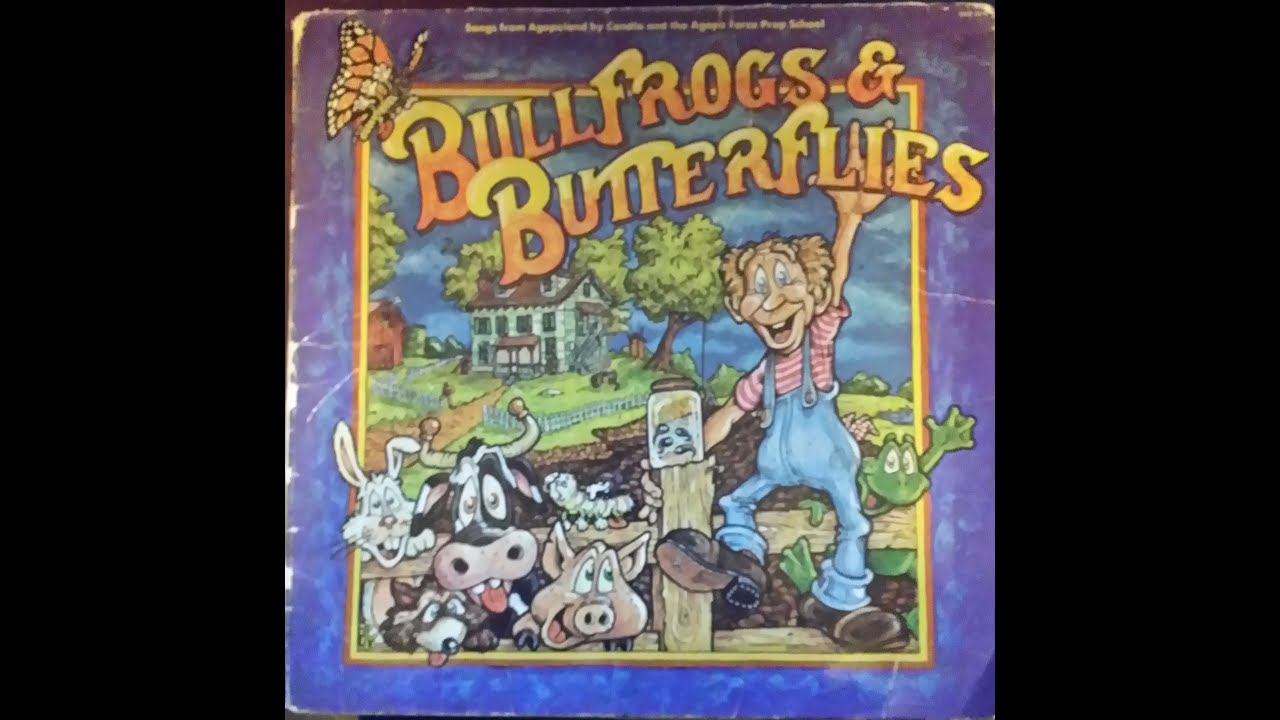 Bullfrogs And Butterflies Youtube