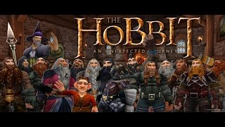 «Hobbit: An Unexpected Journey» - Trailer in the World of Warcraft style