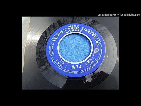 Seeburg Mood Music Library Record M7A 7-1-64