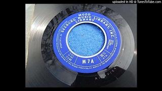 Seeburg Mood Music Library Record M7A 7-1-64