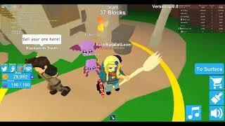 Roblox Mining Simulator! Whit my Friend Ley! (Giveaway)