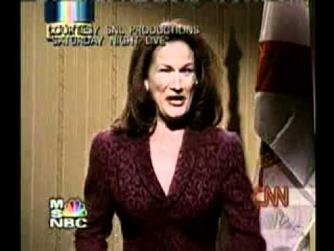 Katherine Harris describes political payback from George W. Bush after 2000 US Election (Parody)