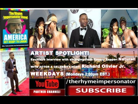 Exclusive Interview with Miami Rap Artist Natural! Artist Spotlight Series!