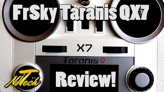 frsky taranis q x7 review part 1 hardware and setup