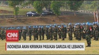Indonesia Akan Kirimkan Pasukan Garuda ke Lebanon