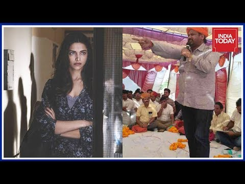 Karni Sena's Goondaism Against Padmavati, Calls Deepika Padukone A Naachne Waali Girl | To The Point