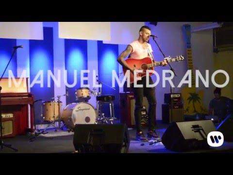 Manuel Medrano —