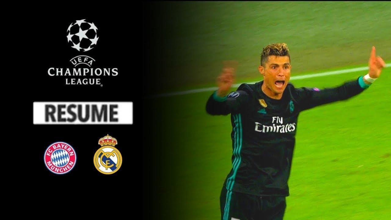 Download Bayern - Real Madrid | Ligue des Champions 2017/18 | Résumé en français (BeIN)