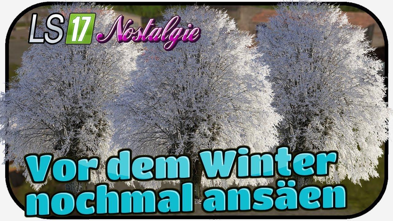 LS17 NOSTALGIE #158 Wie, wir haben keine Sämaschine ★ LPG SCHWARZE PUMPE Thüringer Oberland 1988