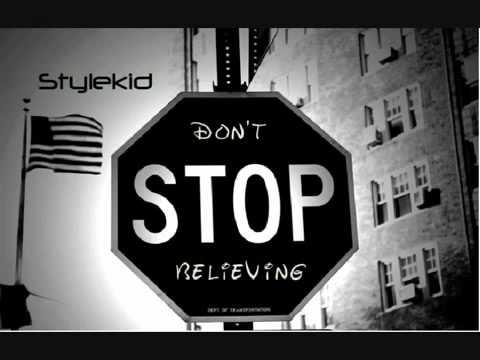Journey - Don't Stop Believing (Stylekid Remix)