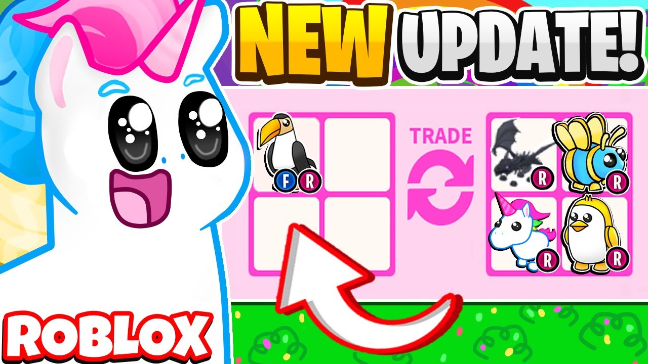 What Do People Trade For The New Toucan Pet In Adopt Me Roblox