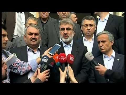 6075WD TURKEY-MINE ENERGY MINISTER