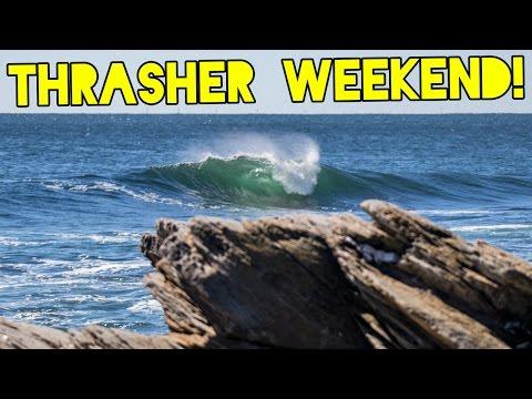 Thrasher weekend in Rhode Island