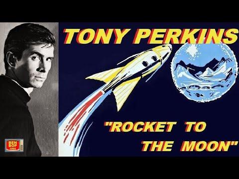 "ANTHONY ""TONY"" PERKINS  - Rocket To The Moon / When School Starts Again (1957)"
