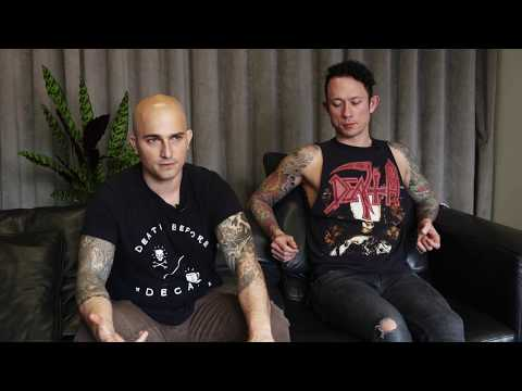 Trivium: Recording The Sin And The Sentence | Metal Hammer
