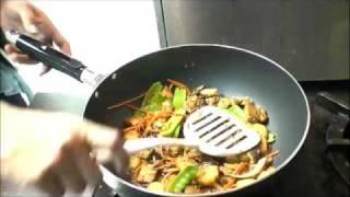Create Your Own Stir Fry