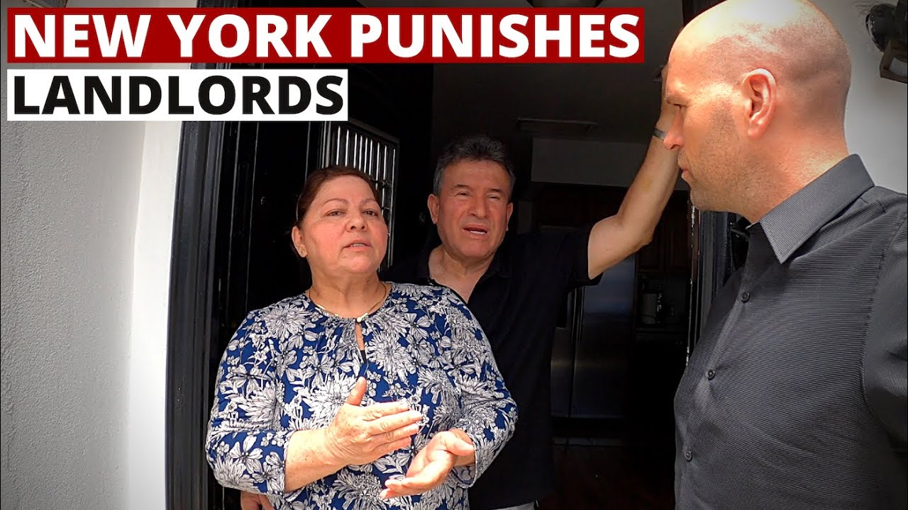 How NEW YORK Is DESTROYING Small LANDLORDS - Untold Story 🇺🇸