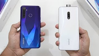 Realme 5 Pro Vs Realme X Speedtest And Camera Comparison