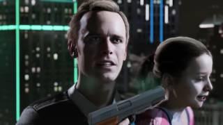 Трейлер игры Detroit: Become Human на русском языке (Бомба смотреть до конца)
