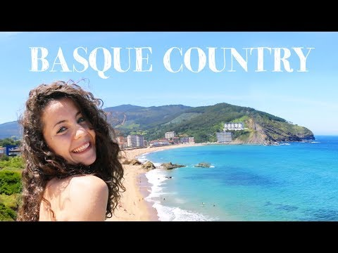 BASQUE COUNTRY | San Sebastian, Bilbao & Laida | Let's Travel #17