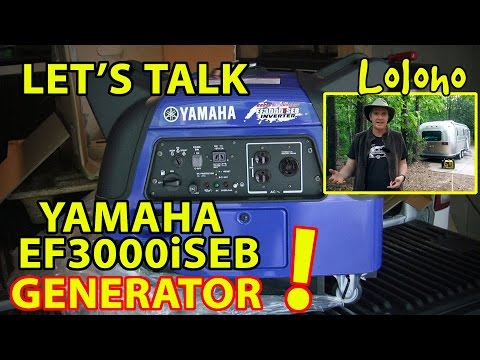 how's-our-yamaha-ef3000iseb-inverter-generator-working-with-our-rv?