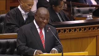 WATCH: Trevor Noah visits South Africa Parliament
