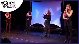 KODALINE - ALL I WANT performed by SOUND OF EDEN at Brighton Open Mic UK