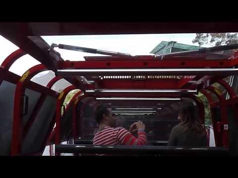 Riding the World's Steepest Railway - Scenic World Blue Mountains Sydney Australia