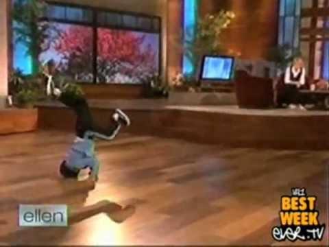Лучший танцор мира в его весовой категории