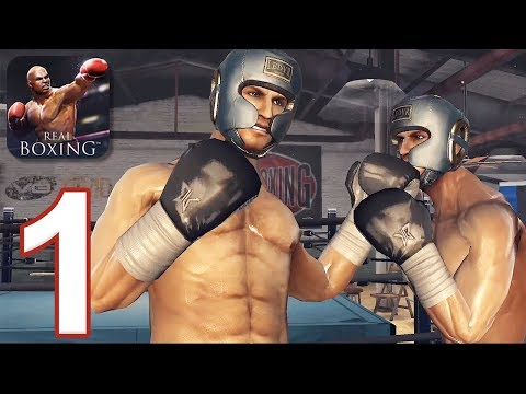 Real Boxing - Gameplay Walkthrough Part 1 - Tutorial (iOS, Android)