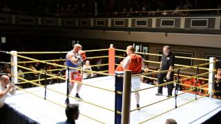 Boxing Night 6 - Fight 3 - Jay Carroll vs Conor Gerard