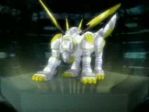 digimon frontier kendogarurumon audio latino - YouTube