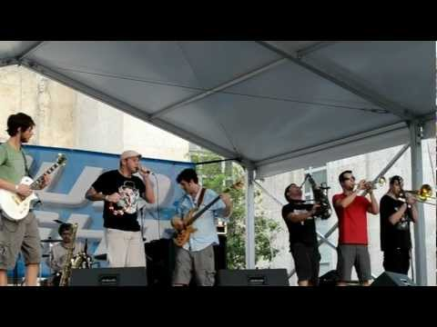 The Scorseses at 2012 Houston Beer Festival