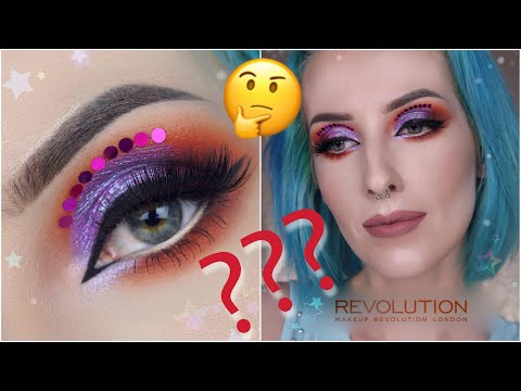 Test kosmetyków MAKEUP REVOLUTION I FREEDOM MAKEUP- Hit czy Kit?