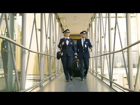 SAS piloten – en dag på jobben
