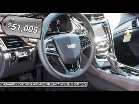 Great 2017 Cadillac CTS La Quinta CA C118227. La Quinta Chevrolet