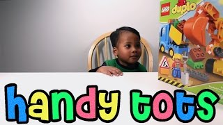 Tractor Duplo - Handy Tots - Toddler Learning Videos
