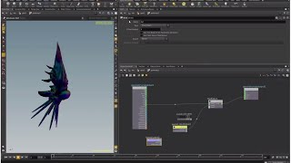 Houdini Training - VEX/VOPs 01 - Intro to VEX and VOPs