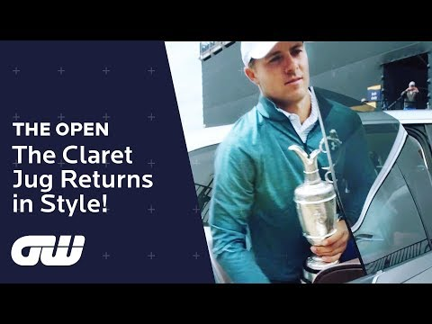 The Open Championship 2018 | The Claret Jug Returns to Carnoustie in Style!