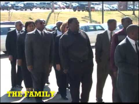 Mrs. Johnnie Carr - Homegoing Celebration #1