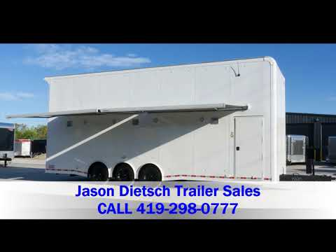 Call (419)298.0777 Car And Race Trailers Edgerton OH