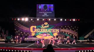 COUGAR CHEER AND DANCE UNITED Pride - Round 2 #WorldsBid Ev