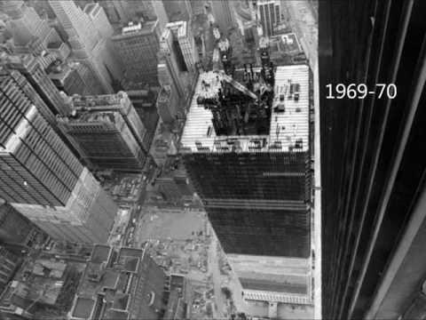 World Trade Center Timeline 1966-2001