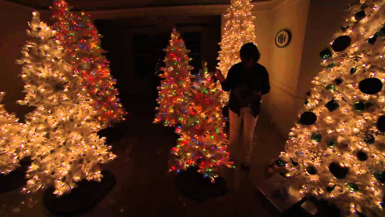 bethlehem lighting christmas trees. Bethlehem Lighting Christmas Trees. Lights 9\\u0027 Flocked Bedford Spruce Tree With Trees W