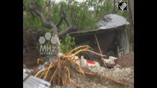 India News - Cyclone 'Gaja' ravages India's southern coastal Tamil Nadu province