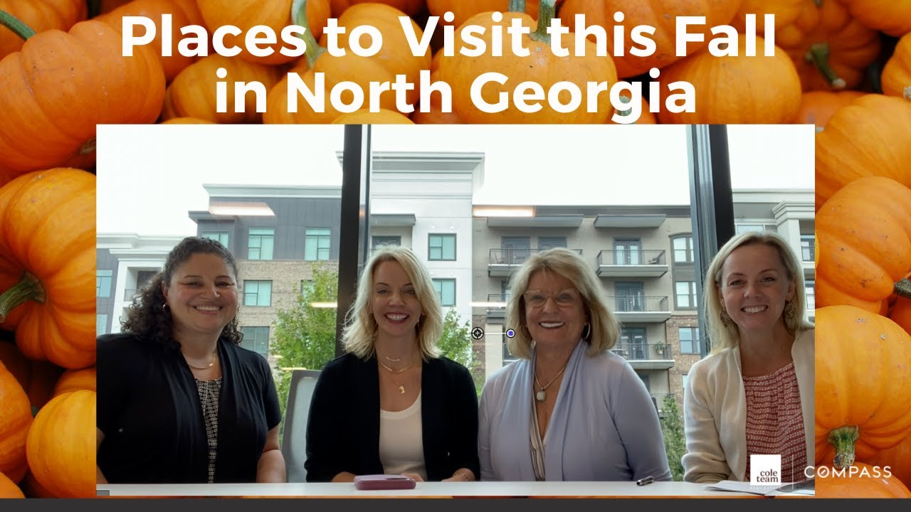 8 Places to Visit this Fall in North Georgia