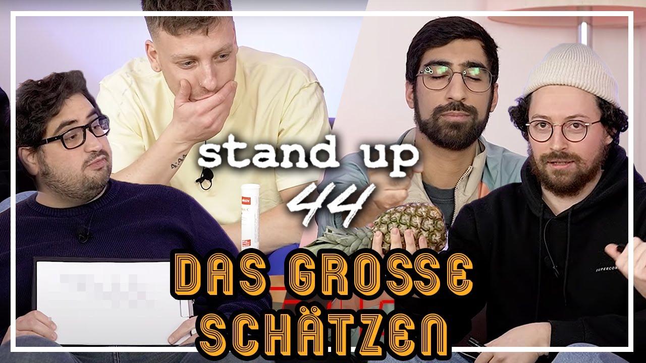 Das große SCHÄTZEN | Regular Stuff | Stand Up 44